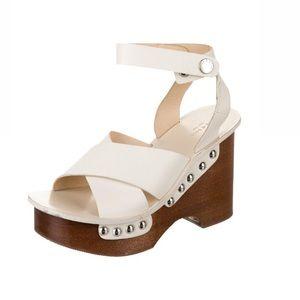 Rag and Bone Hester Platform Wedge Sandals